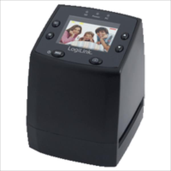 LOGILINK - Slide and Negative Scanner with LCD & SD-Slot skeneris