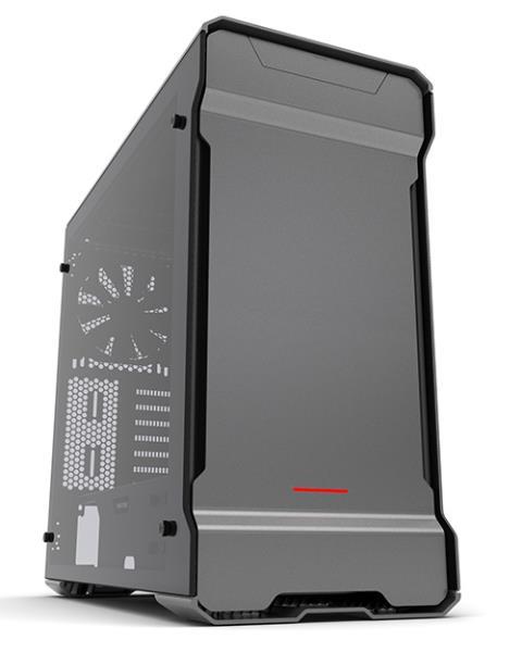 PHANTEKS Enthoo Evolv ATX Midi-Tower, Tempered Glass - Anthracite Gray Datora korpuss