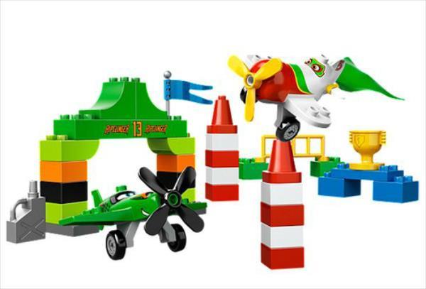 LEGO Ripslinger's Air Race 10510 LEGO konstruktors