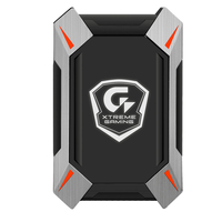 Gigabyte Xtreme Gaming SLI HB bridge (for Nvidia GTX 10XX) kabelis, vads