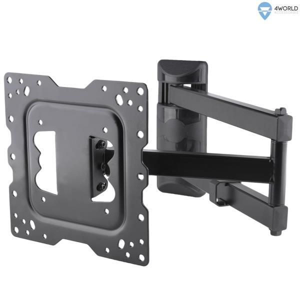 4WORLD TV Wall Mount     15-37 40kg TV stiprinājums
