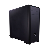 BitFenix Nova Midi-Tower Black Datora korpuss