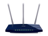 WLAN rout 450mb TP-Link WR1043ND V4 WiFi Rūteris