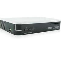 Schwaiger DTR700HD Terrestrischer Receiver: DVB-T2 Receiver H.265 uztvērējs