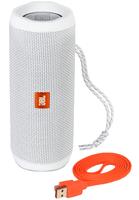 JBL FLIP 4 Bluetooth White pārnēsājamais skaļrunis