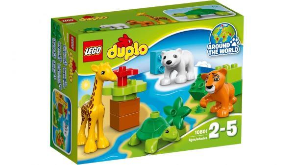 LEGO Duplo baby Animals  10801 LEGO konstruktors