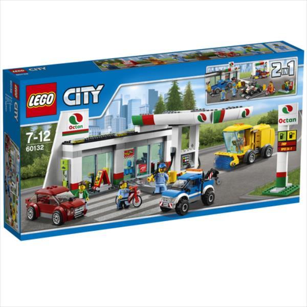 LEGO Service Station V29  60132 LEGO konstruktors