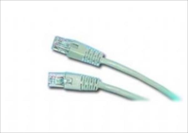 Gembird patchcord RJ45, cat.5e, UTP, 0.5m, red tīkla kabelis