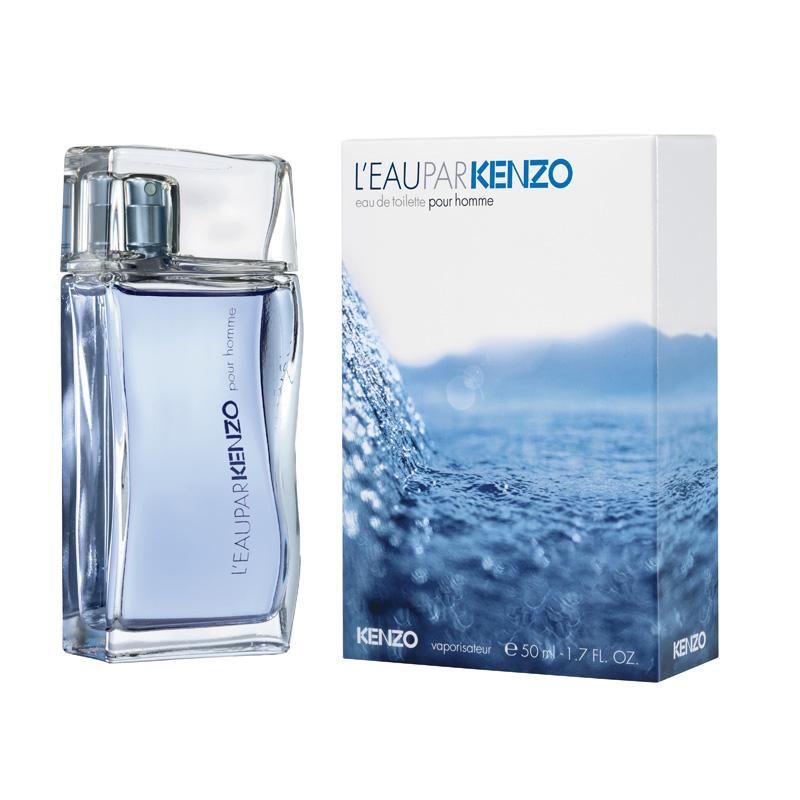 KENZO L'Eau Par Pour Homme 50ML EDT Vīriešu Smaržas