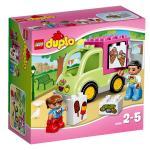LEGO Duplo Ice Cream Truck 10586 LEGO konstruktors