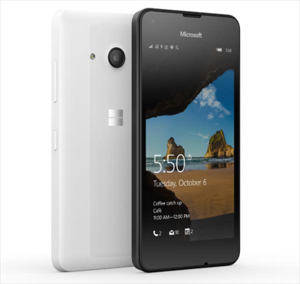 Microsoft Lumia 550 8GB 4G Balts Mobilais Telefons