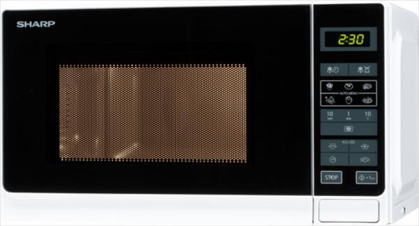 Sharp R-242WW Mikroviļņu krāsns