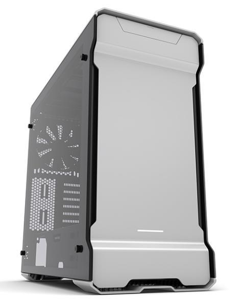 PHANTEKS Enthoo Evolv ATX Midi-Tower, Tempered Glass - Silver Datora korpuss