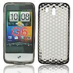 Forcell HTC Legend gumijots telefona maks aksesuārs mobilajiem telefoniem