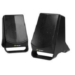 Speakers 2+0 TRACER Edge Black USB datoru skaļruņi