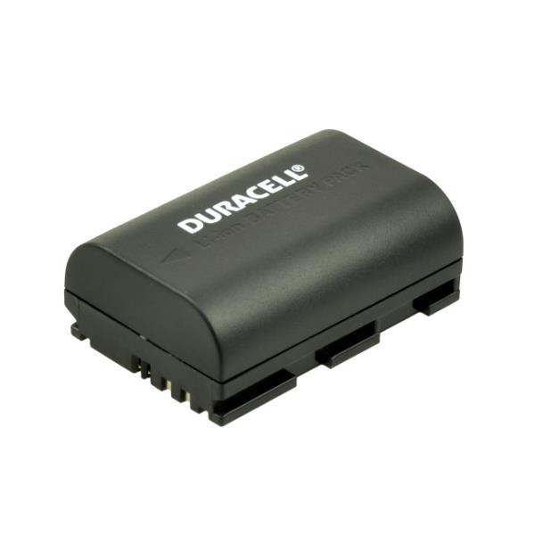 Duracell Premium Analogs Canon LP-E6 Akumulātors EOS 60D 70D 7D 5D Mark 2 Mark 3 7.4V 1400mAh Baterija