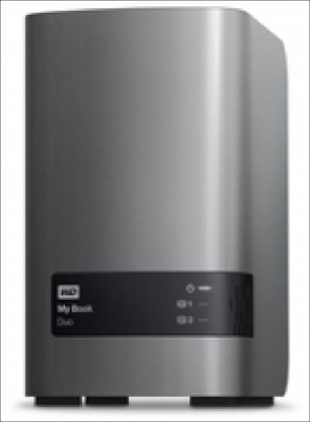 WD My Book Duo RAID Storage 16TB Ārējais cietais disks