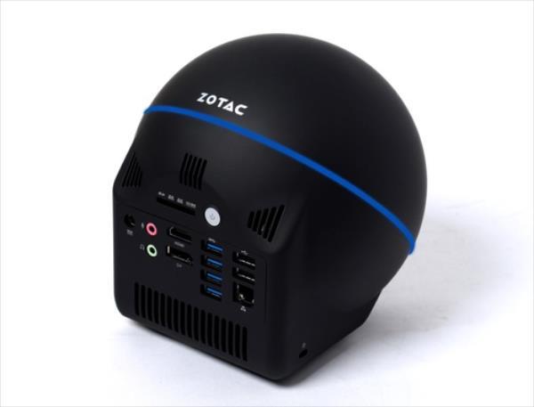ZOTAC ZBOX SPHERE OI520, i5-4200U, DDR3L-1600, 2.5'' SATA3, mSATA, WiFi, BT dators