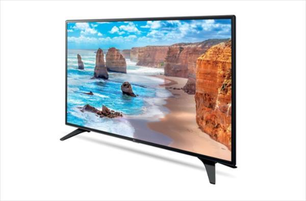 LG 32LH530V Melns LED Televizors