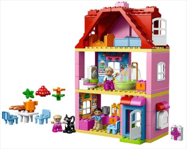 LEGO Play House V110 10505 LEGO konstruktors