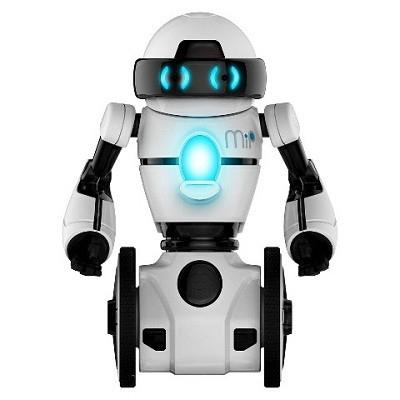 ROBOT WHITE/BLACK/MIP WOWWEE