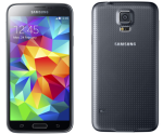 Samsung Galaxy S5 Black Mobilais Telefons