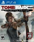 SONY PS4 Tomb Raider Definitive Edition
