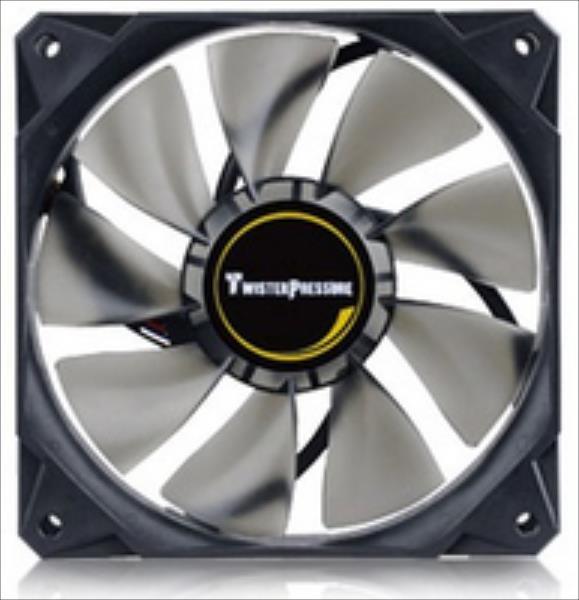 Twister pressure UCTP12P 12cm x 12cm x 2,5cm dzesētājs, ventilators