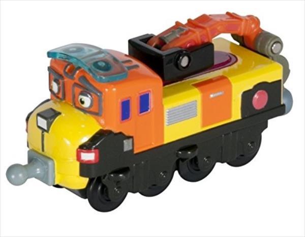 Tomy Chuggington LC54068 - Sascha (Lokomotive) bērnu rotaļlieta