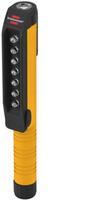 Taschenlampe Brennenstuhl 7+1 LED bis zu 6 Stunden mit Clip kabatas lukturis