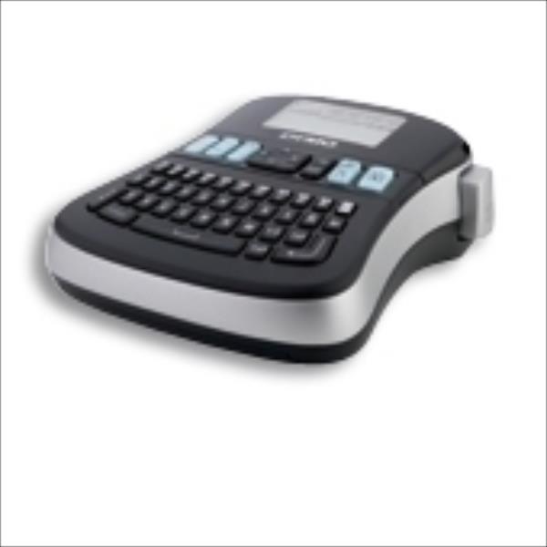LabelManager 210D 6, 9, 12 mm D1-Bander uzlīmju printeris