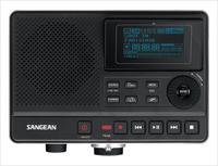 Sangean DAR-101 32MB black diktafons