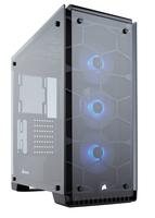 Corsair case Crystal Series 570X RGB   Tempered Glass, Premium ATX Mid-Tower Datora korpuss