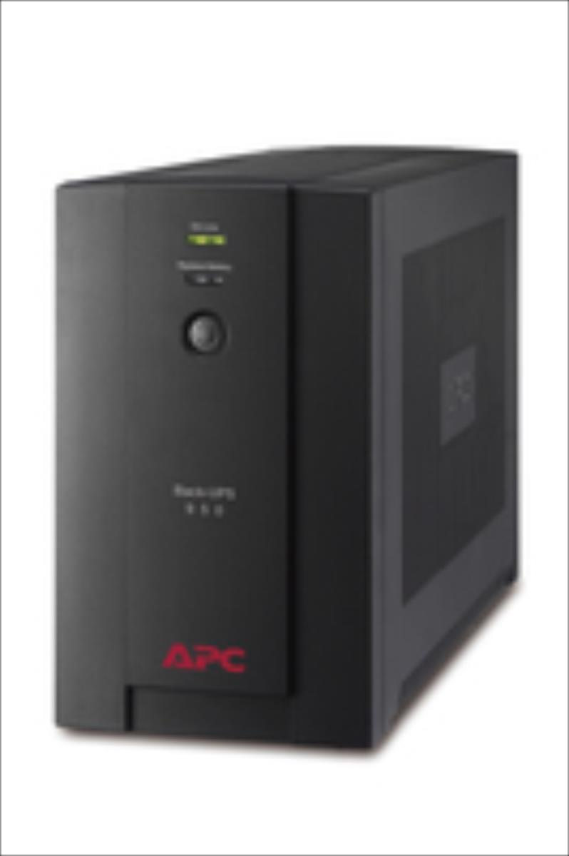 APC Back-UPS 950VA, 230V, AVR, Schuko nepārtrauktas barošanas avots UPS