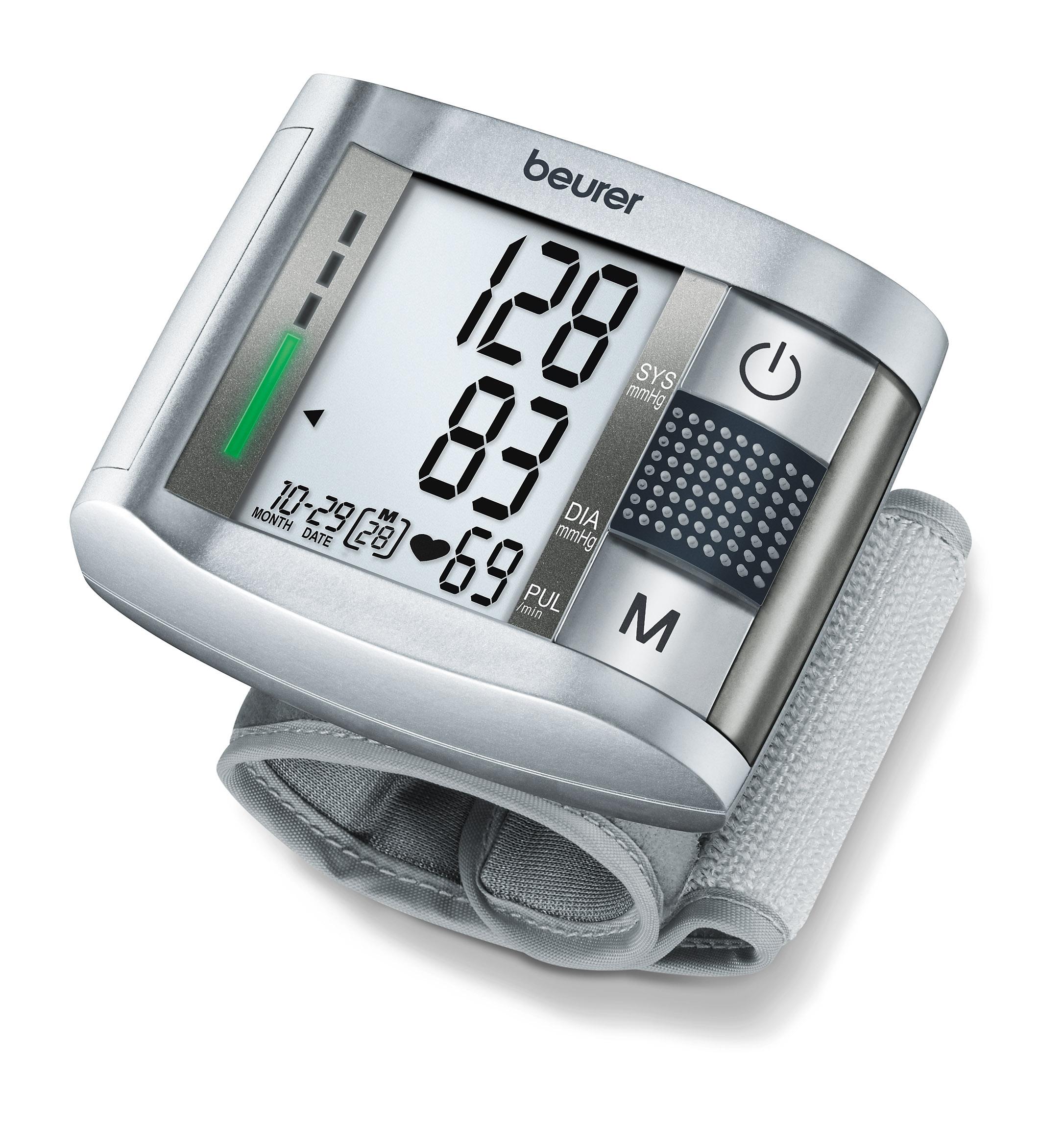 Beurer BC19 asinsspiediena mērītājs