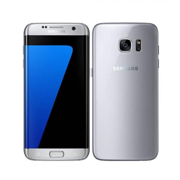 Samsung Galaxy S7 EDGE 32GB SM-G935F SILVER Mobilais Telefons