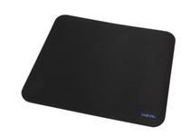 Gaming mouse pad, black peles paliknis