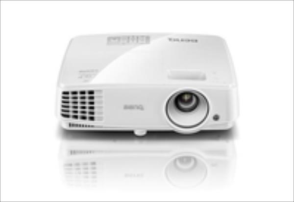 BENQ MW529 3300ANSI WXGA 13000:1 1.9KG projektors