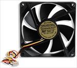 Gembird 120MM CASE FAN FANCASE3 dzesētājs, ventilators
