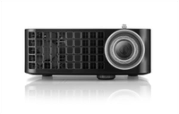 Dell M115HD WXGA (1280 x 800) DPI, 450 ANSI Lumens (Max.) cd/m2, Fixed, Black, Mobile DLP Projector projektors