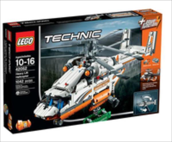 LEGO Heavy Lift Helicopter V29  42052 LEGO konstruktors