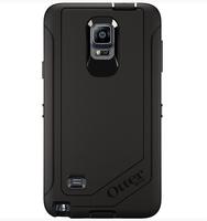 OtterBox Defender Case for Galaxy Note 4 black maciņš, apvalks mobilajam telefonam