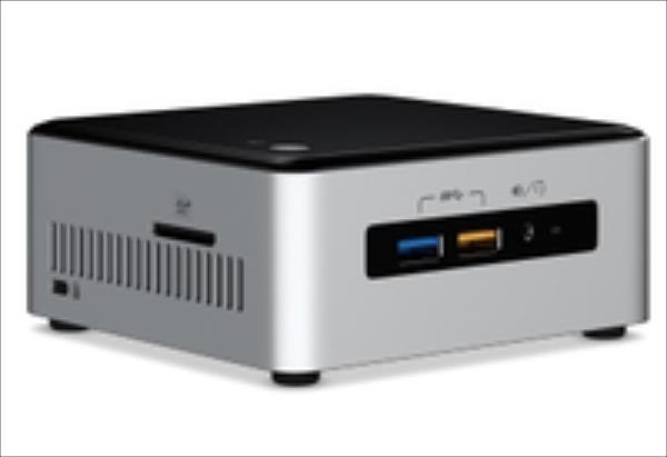 Intel BOXNUC6i5SYH, i5-6260U, DualDDR4-2133, M.2 SSD, HDMI, miniDP, uCFF, BOX dators
