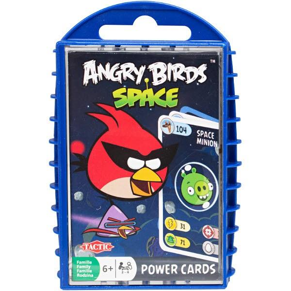Tactic Power Cards, Angry Birds Space galda spēle