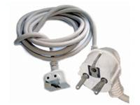 Apple Mains lead - EU Used MSPA3785, ZM922-5463 portatīvo datoru lādētājs