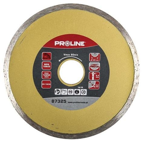 Proline Dimanta disks PCN 125x22mm flīzēm