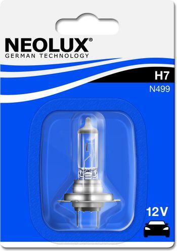 Neolux H7 55W 12V PX26D auto spuldze