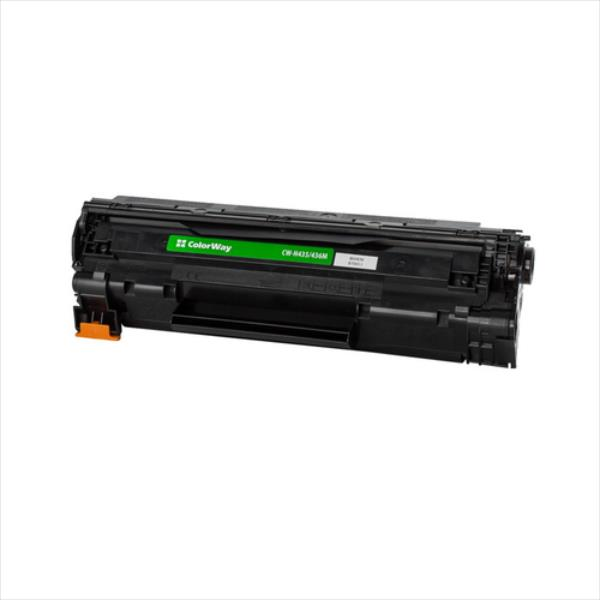 ColorWay toner cartridge (Econom) for HP CB435A/CB436A/CE285A; Canon 712/713/725 toneris