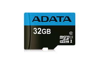ADATA microSD Premier 32GB    UHS1/CL10 85/25MB/s+adapter atmiņas karte