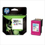 HP 301XL Tri-Colour kārtridžs
